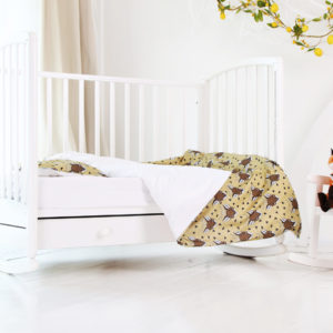 Baby bedding set 'Dear Deer'