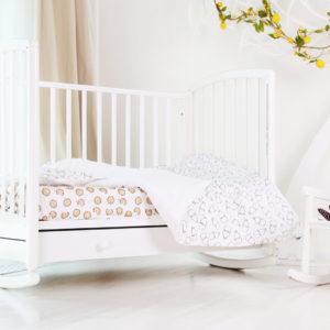 Baby bedding set 'Milk&Cookies'