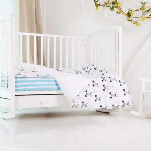 Baby bedding set 'Mr. Chugunsky'