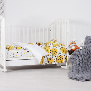 Baby bedding set 'Fun Forest Fun'