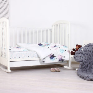 Baby bedding set 'Shaloon Balloon'