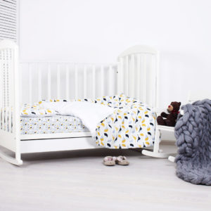 Baby bedding set Vintage Birds